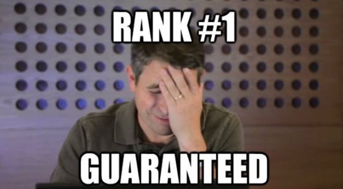 ranking guarantees are a lie